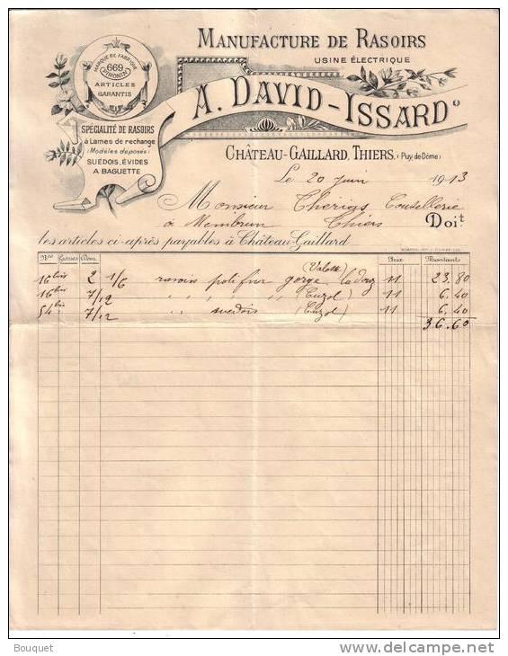 A.DAvid ISSARD 1913