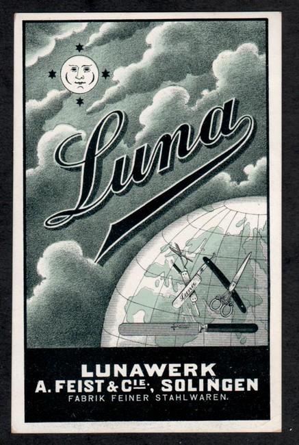 Affiche Luna eabaie 1