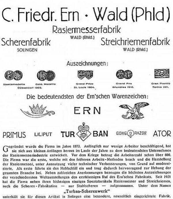 Carl_Friedrich_Ern Logo