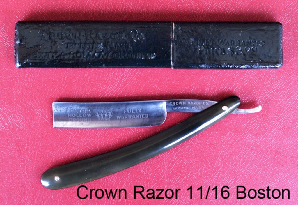 Crown razor 11-16 Boston 001