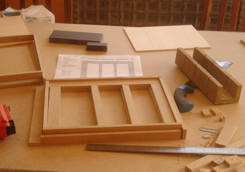 Fabrication d'une boite pour le trio gallois 02
