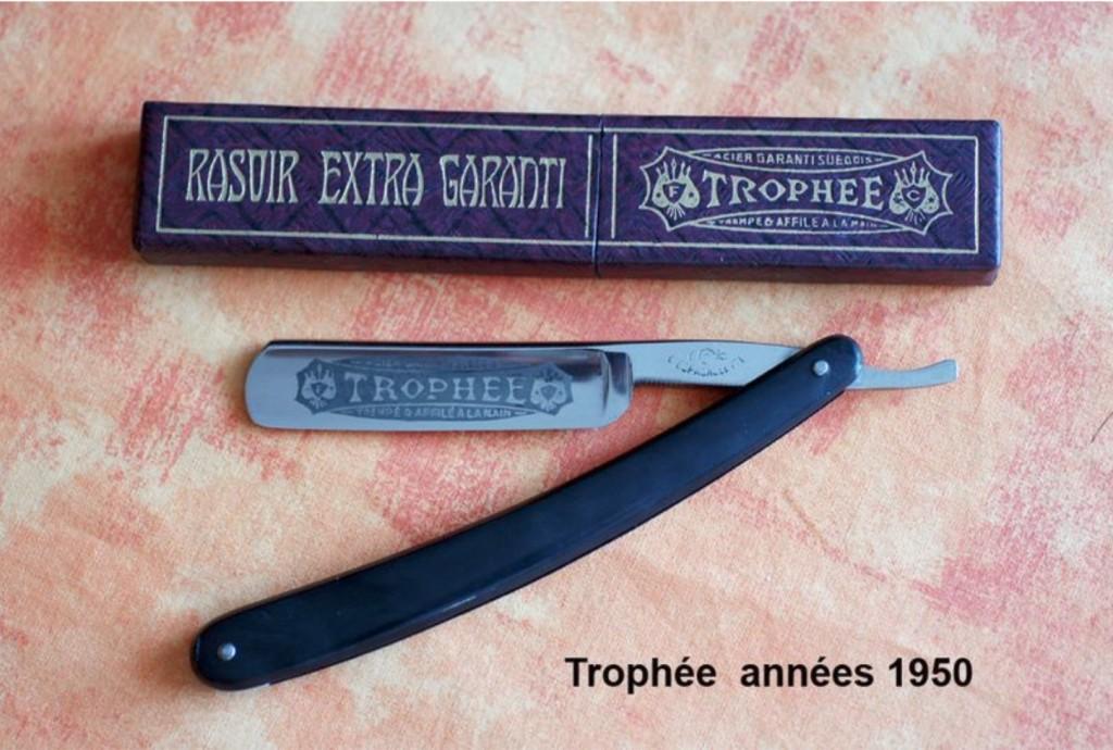 François Chossiére Trophée L'espagnolette Noir