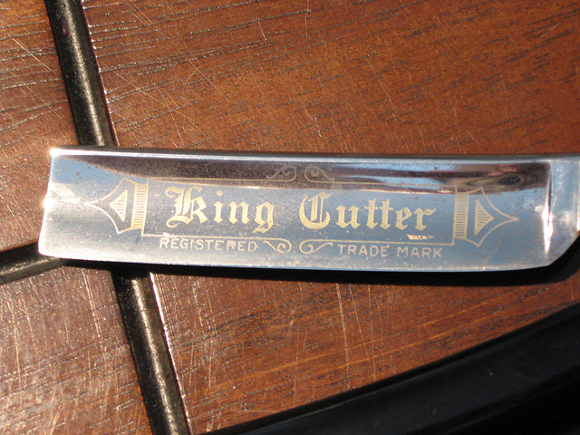 King Cutter de H.Boker & co Dents d'acier 002