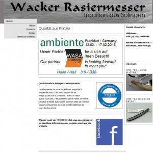 Site Wacker
