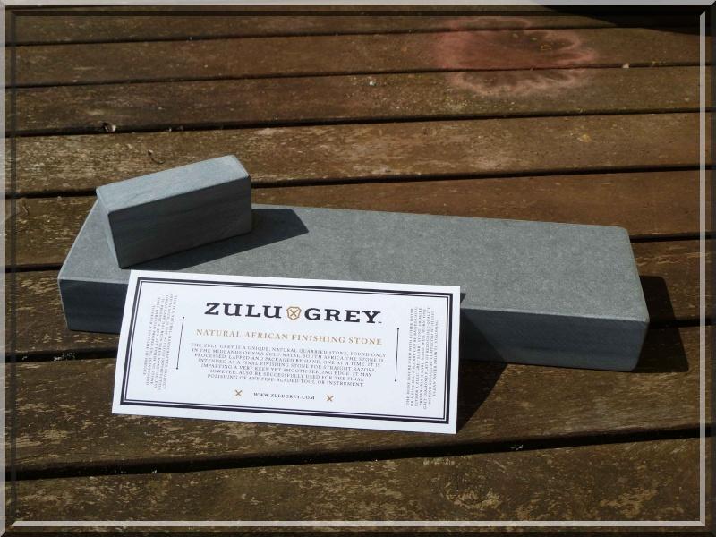 Zulu Grey